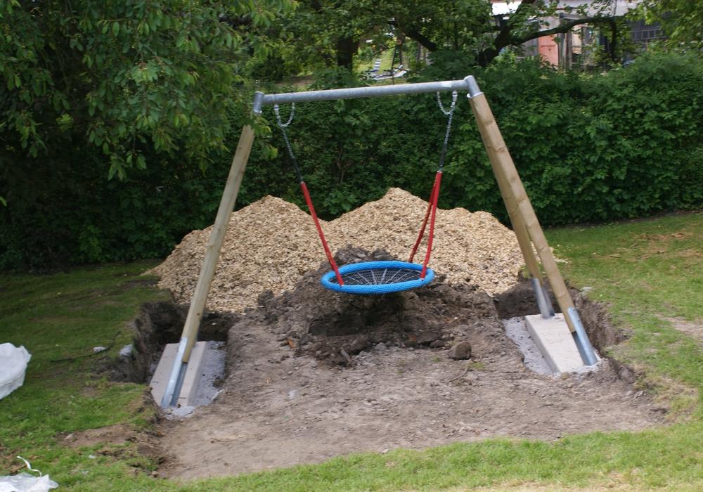 Die SPD-Fraktion im Rat der Stadt Wolfenbüttel bat die Verwaltung um Prüfung, wie eine dauerhafte Spielplatzbetreuung auf dem Kinderspielplatz an der Wallstraße umgesetzt werden kann. Symbolfoto: Anke Donner