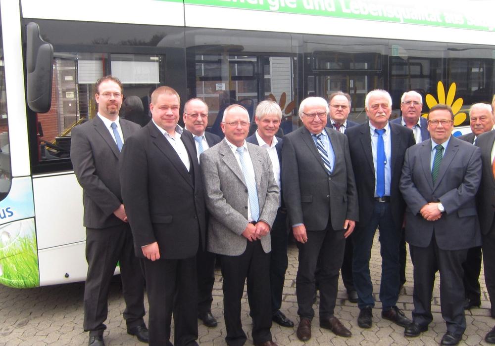 Der KVG-Aufsichtsrat machte in seiner Sitzung am 12. April 2018 den Weg für 25 Prozent Elektromobilität bei der KVG Braunschweig frei. Foto: KVG