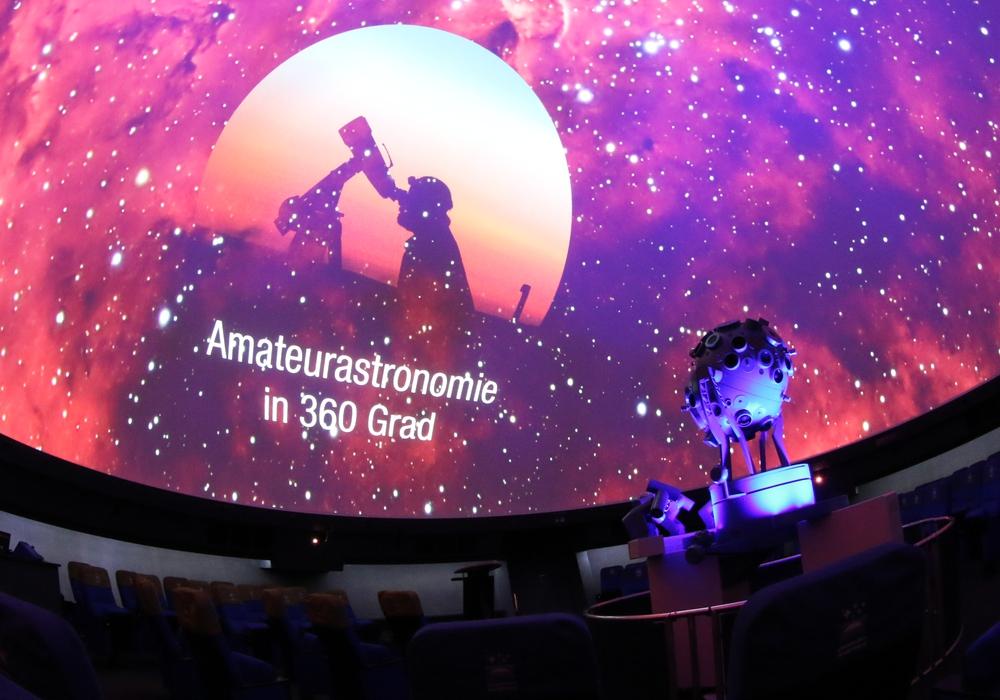 Foto: Planetarium Wolfsburg
