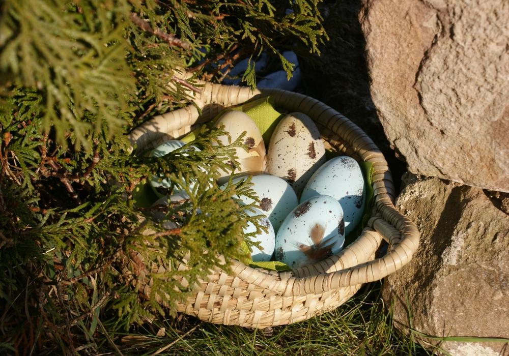 Ostern ist was los. Symbolbild: Anke Donner