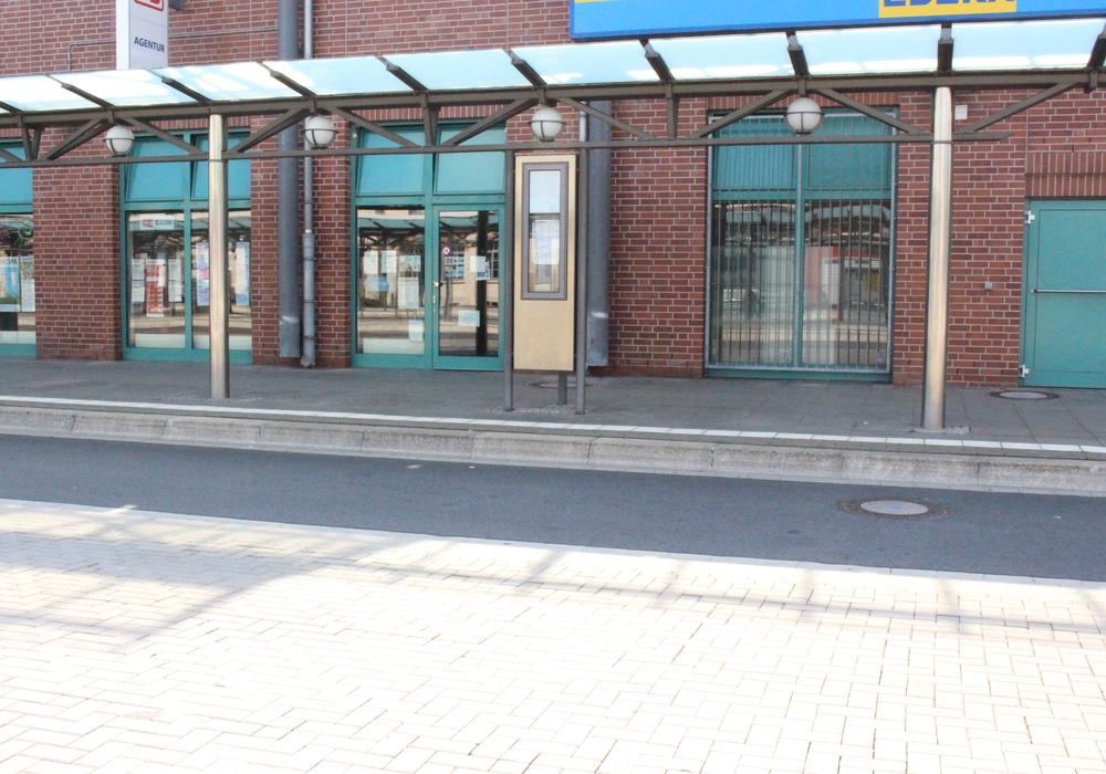 Gibt es bald wieder Bänke am Busbahnhof? Foto: Max Förster