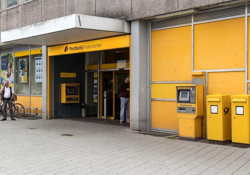 Die Postfiliale in der Joachim-Campe-Straße soll im ersten Quartal 2020 aufgegeben werden. Fotos: Rudolf Karliczek