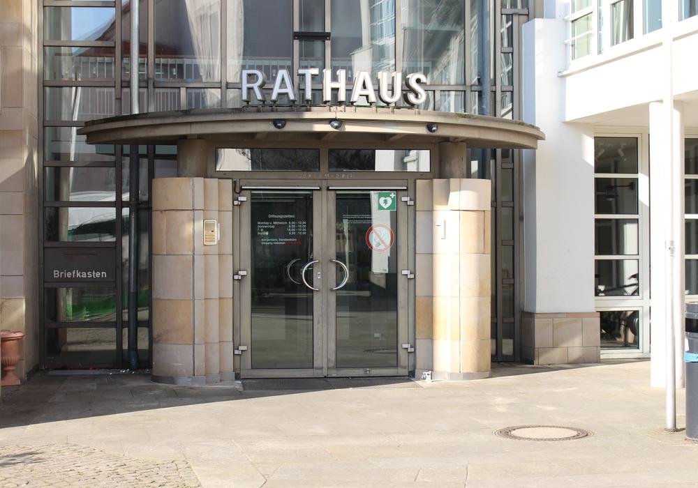 Rathaus Gifhorn. Foto: Eva Sorembik