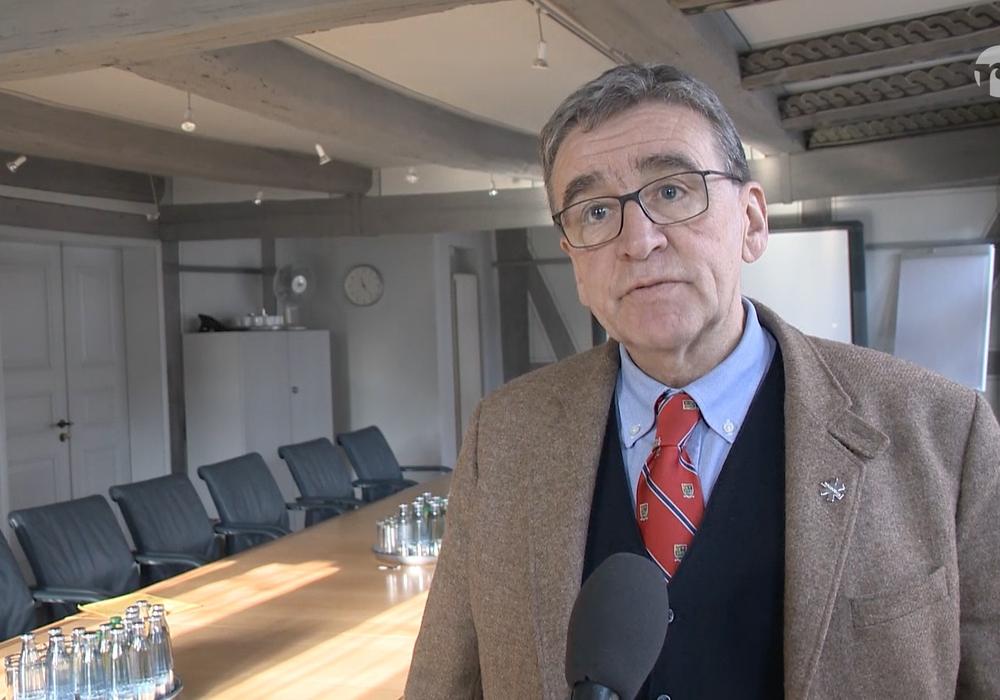 Bürgermeister Thomas Pink. (Archivbild)
