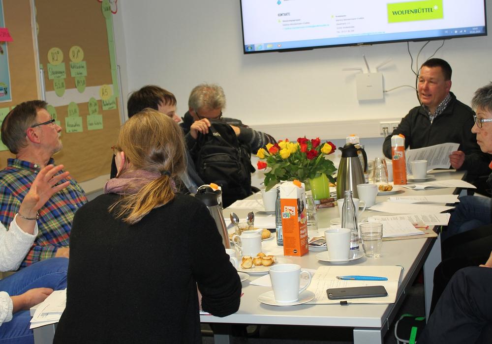 """Am 5. Februar 2018 hat die Steuerungsgruppe """"Fairtrade-Town"""" laut Verwaltung zum ersten Mal getagt. Foto: Stadt Wolfenbüttel"""