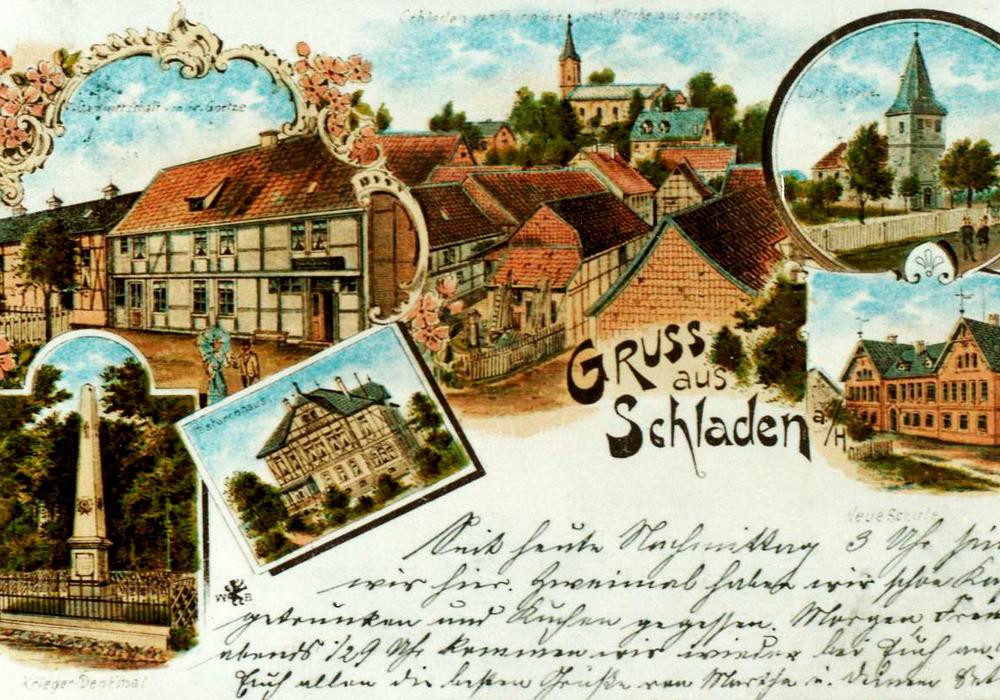 Das Titelblatt des neuen Kalenders. Fotos: Heimathaus Alte Mühle
