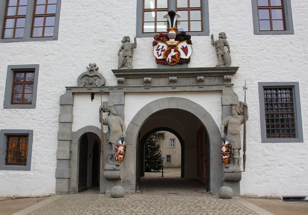 Die SPD-Fraktion im Stadtrat macht sich Gedanken um die Neuausrichtung des Schlosses. Foto: Magdalena Sydow