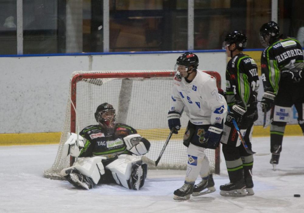 Die Icefighters mussten nun die dritte Niederlage in Folge hinnehmen. Foto: Jens Bartels
