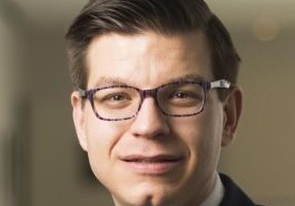 Der FDP-Landtagsabgeordnete Björn Försterling Foto: Nigel Treblin