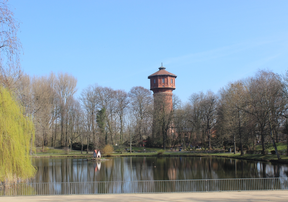 Der Wolfenbütteler Stadtgraben. Archivfoto: Anke Donner