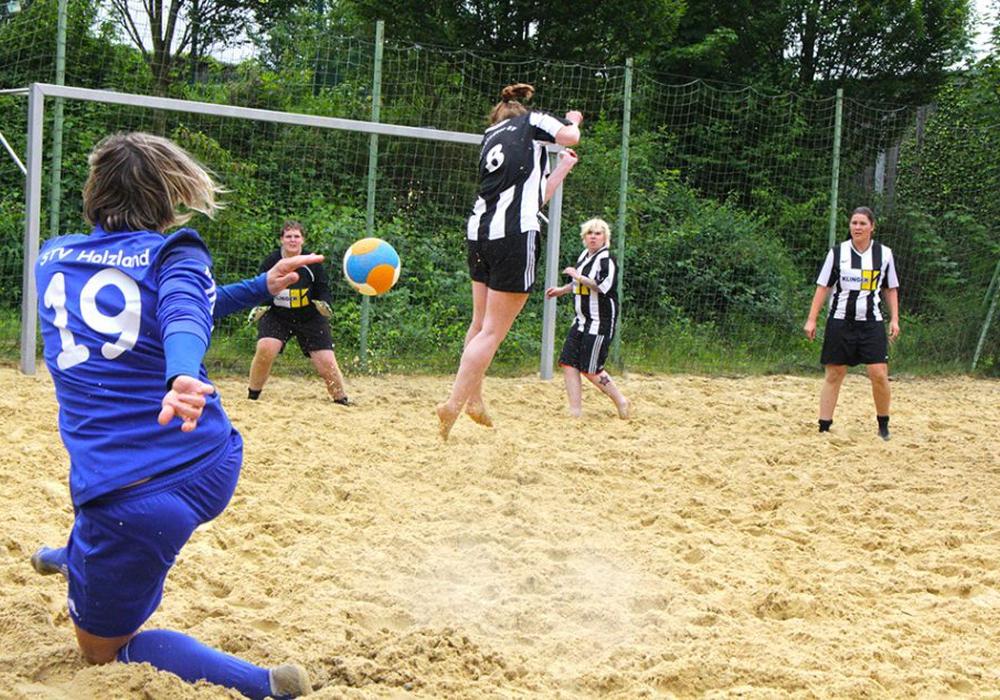 Jahresabschluss-Turnier der Frauen des HSV. Foto: Victoria Hanke