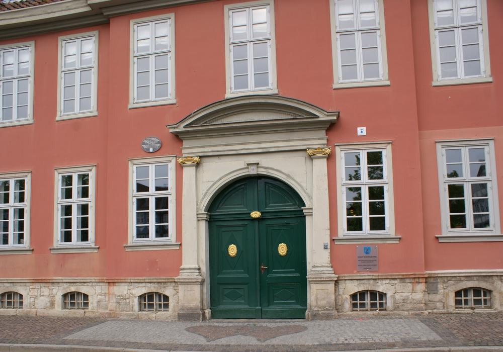 Das Standesamt Wolfenbüttel auf dem Stadtmarkt (Foto:Anke Donner)