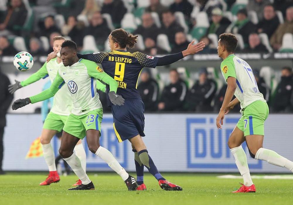 Zu spät kam der VfL offensiv in die Partie. Fotos: Agentur Hübner