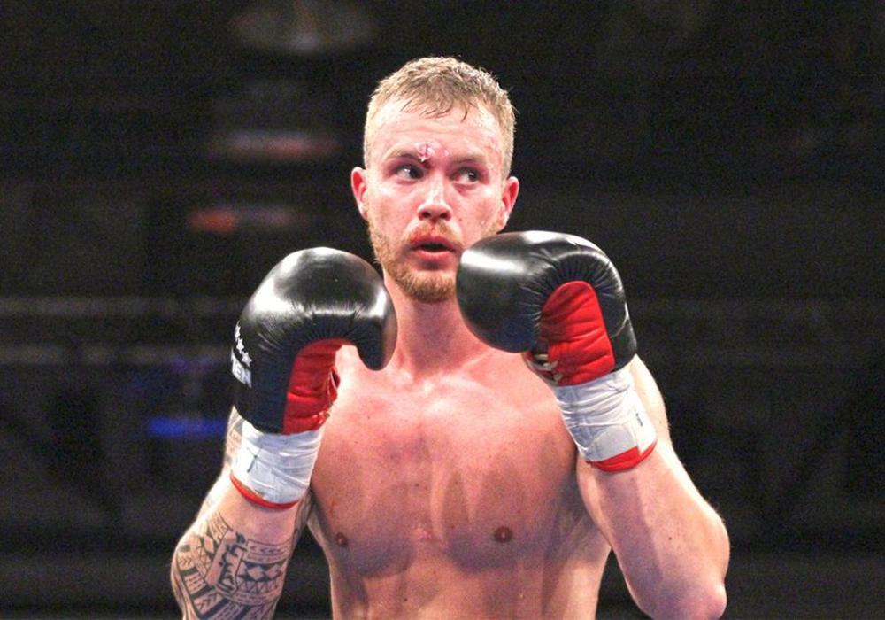 Veranstaltet seine zweite Boxnacht in der Lindenhalle: Patrick Rokohl. Foto: Frank Vollmer