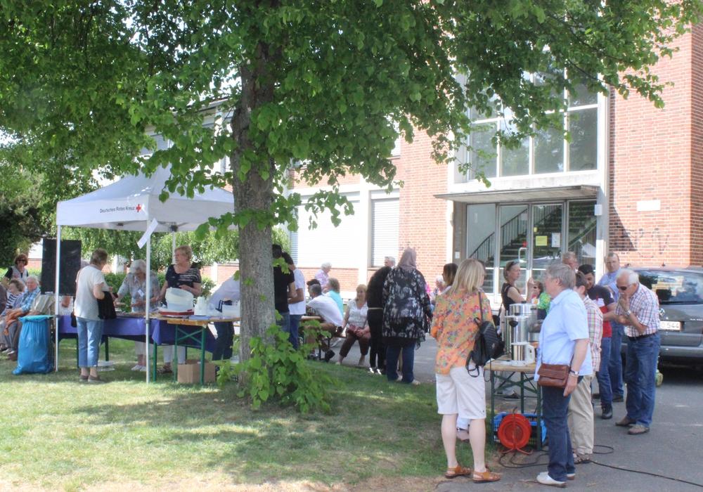 Zum ersten Fest der Begegnung lud das Deutsche Rote Kreuz am Sonntag in Schöppenstedt ein. Fotos: Anke Donner