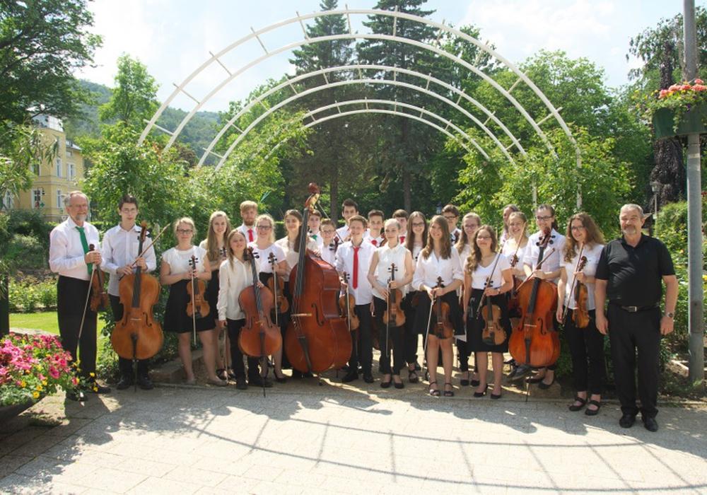 Das Jugendkammerorchester Chilies con Spirito. Foto: Kreismusikschule Gifhorn