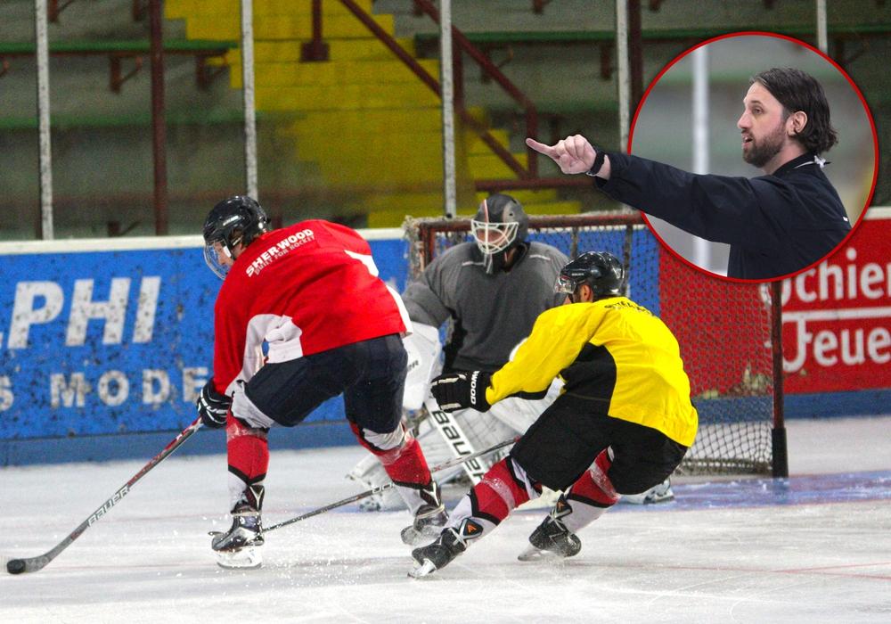 Das Eis dampft wieder in Braunlage. Foto: Frank Vollmer/Video: Jens Bartels