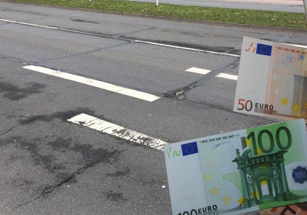 Die CDU möchte die Kosten des Straßenausbaus künftig über die Grundsteuer finanzieren. Fotos: Christoph Böttcher/Marc Angerstein