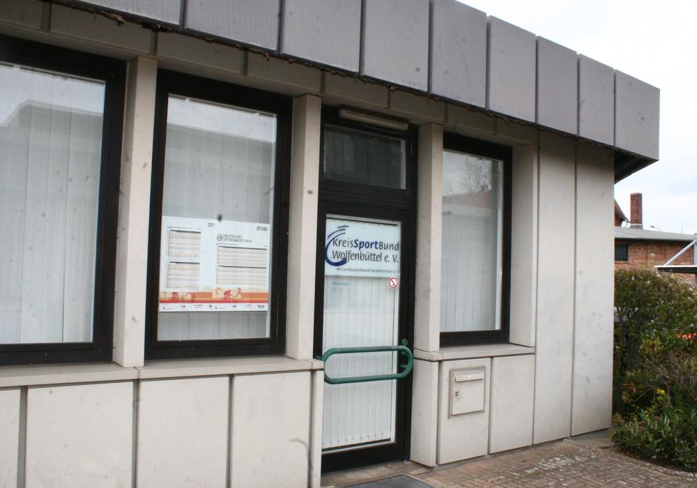 Die Geschäftsstelle des Kreissportbundes Wolfenbüttel bleibt vom 23. November bis voraussichtlich 8.Dezember geschlossen. Foto: Anke Donner