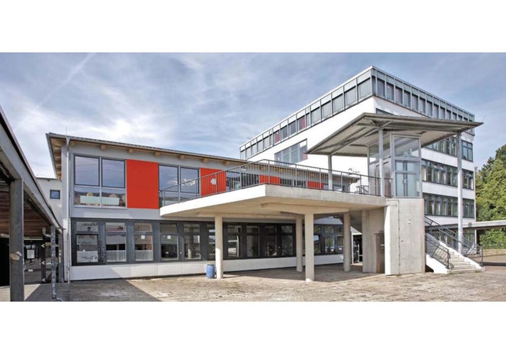 Unter anderem das Gymnasium Salzgitter Bad soll von den Geldern profitieren. Foto: Stadt Salzgitter
