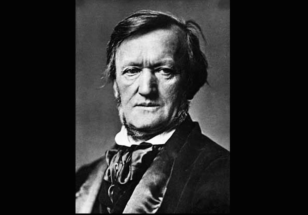 Richard Wagner. Foto: public domain wikimedia