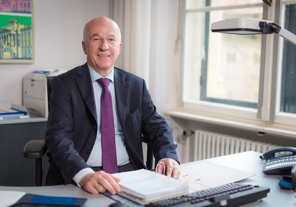 Klaus Wendroth. Foto: CDU