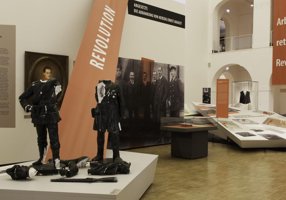 Blick in den Lichthof des Museums. Quelle: Dirk Scherer, Städtisches Museum Braunschweig