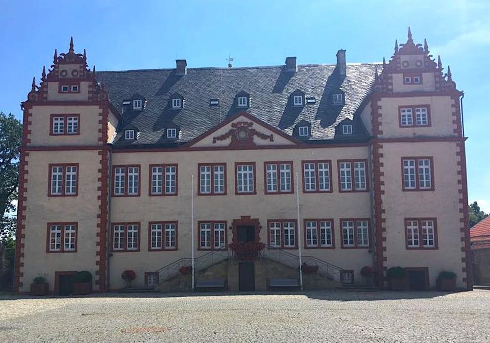Schloss Salder. Archivbild