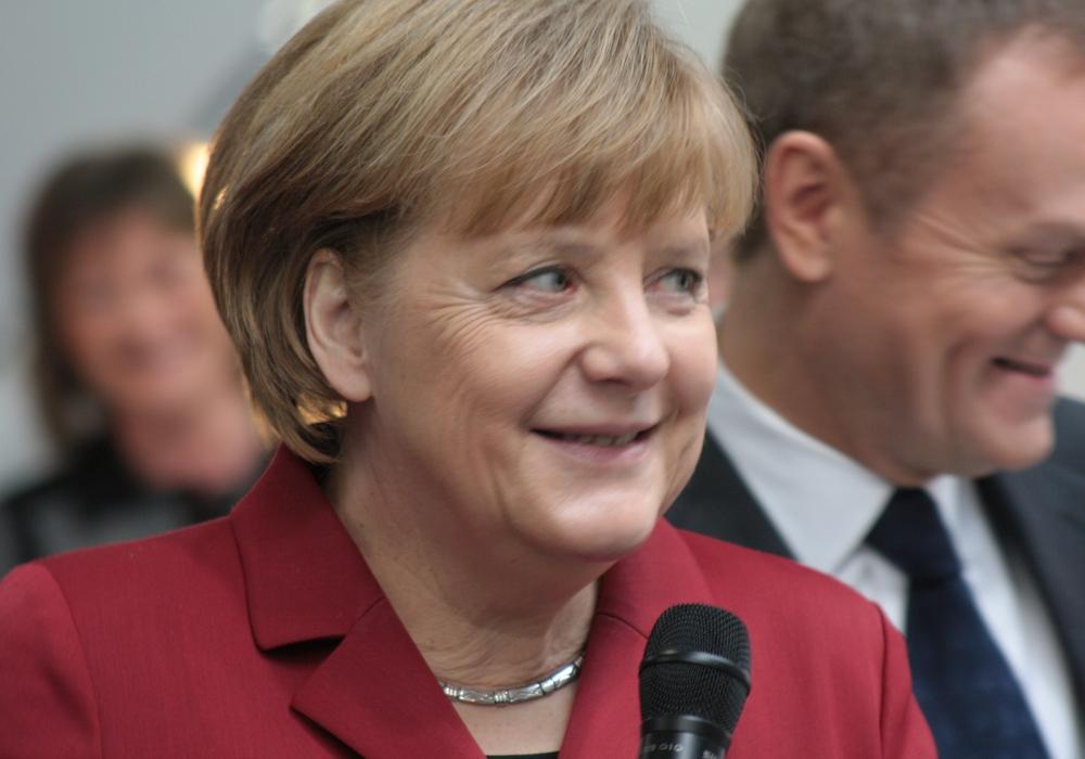 Angela Merkel. Archivbild.