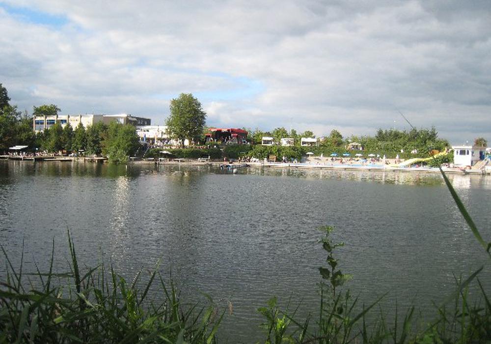 Das Seefest in Fümmelse wird in diesem Jahr etwas kleiner ausfallen. Foto: Marc Angerstein