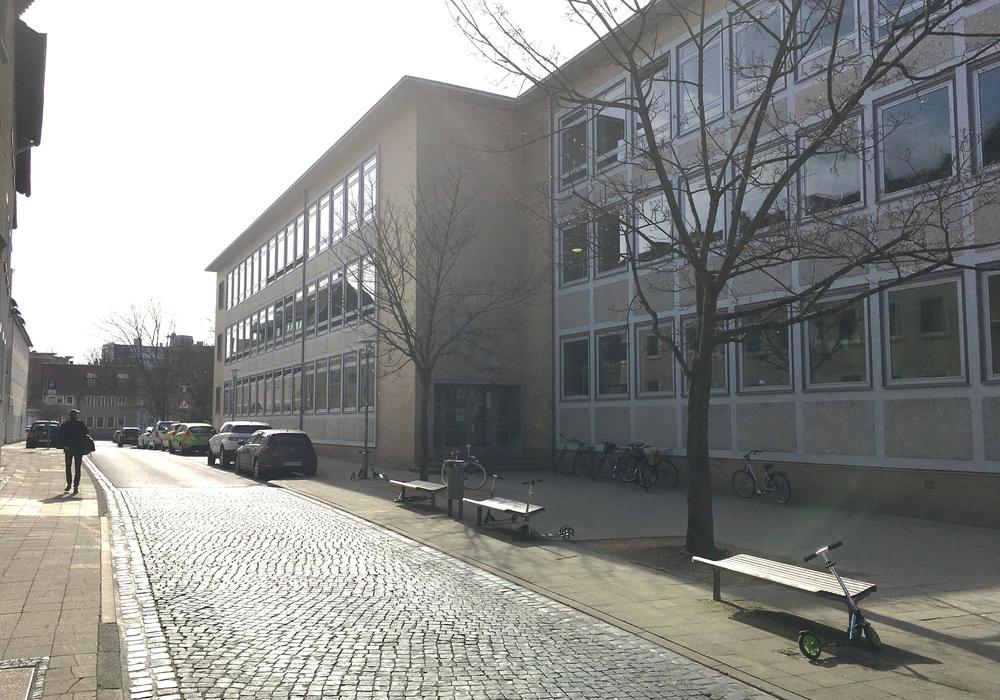 Vom Klint soll es nächstes Jahr einen Verbindungsweg zum Löwenwall geben. Archivfoto: Alexander Dontscheff