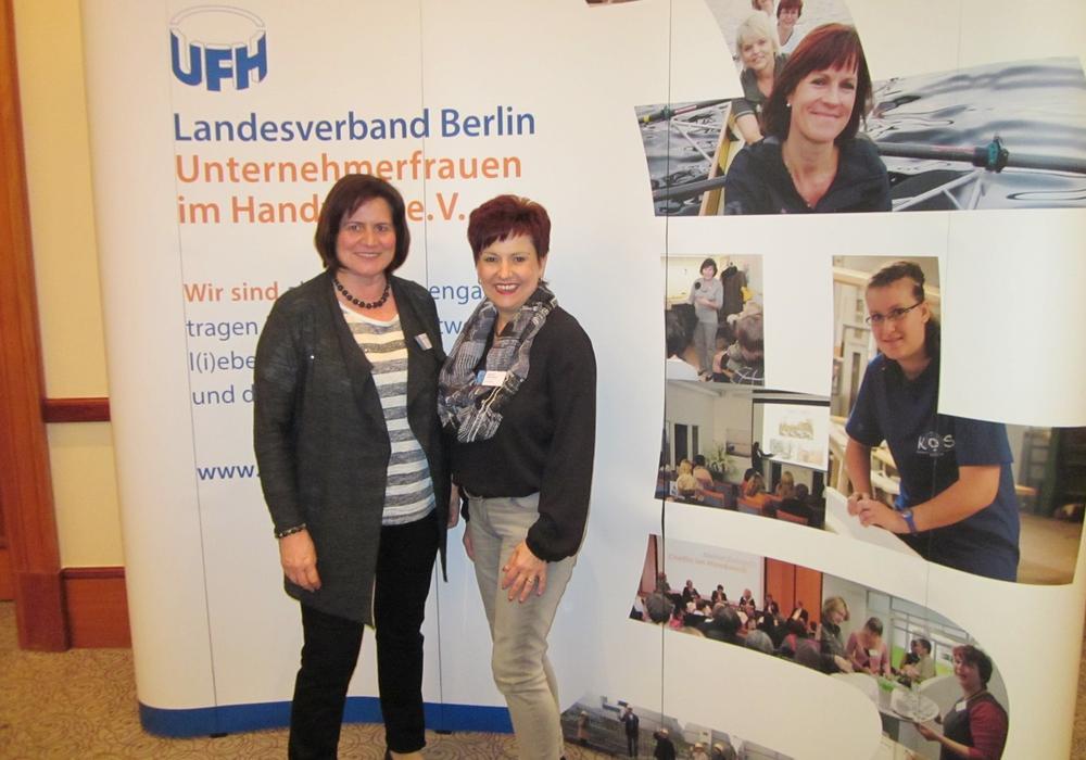 Die Unternehmerfrauen Wolfenbüttel tagten in Berlin. Foto: Privat