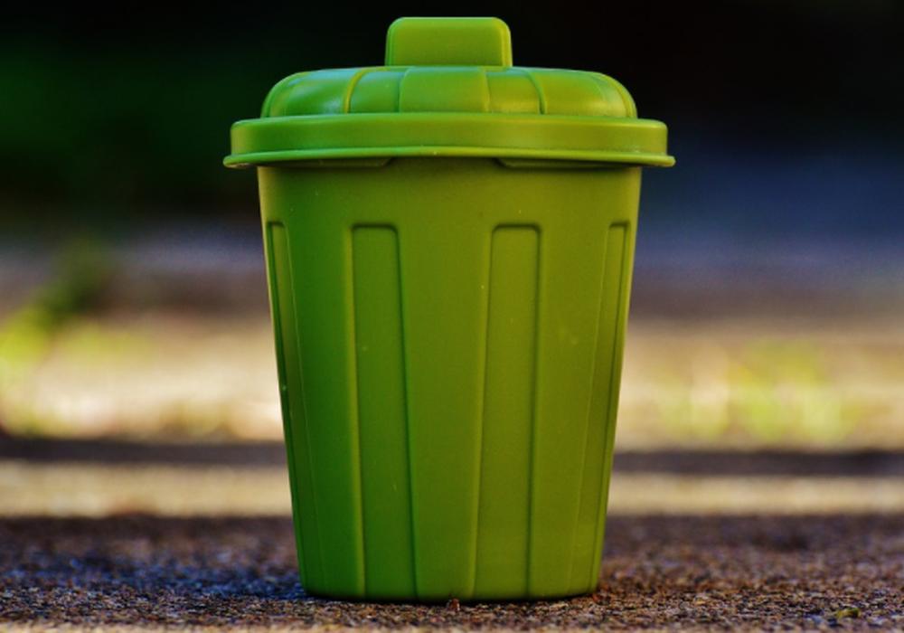 Grünrückstände können vor Ort abgegeben werden. Symbolbild.
