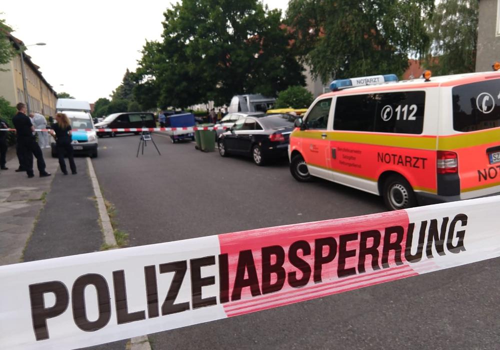 Hier im Jägerweg erschoss der 38-Jährige seine Ex-Lebensgefährtin. Foto: Werner Heise
