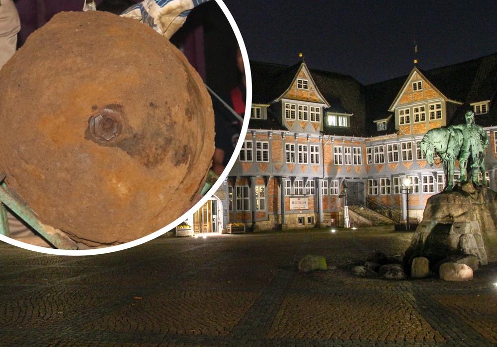 Diese Fliegerbombe lag jahrelang im benachbarten Braunschweig nur wenige Meter unter der Erde. Aber wie sieht es in Wolfenbüttel aus? Foto: Nick Wenkel/Archiv