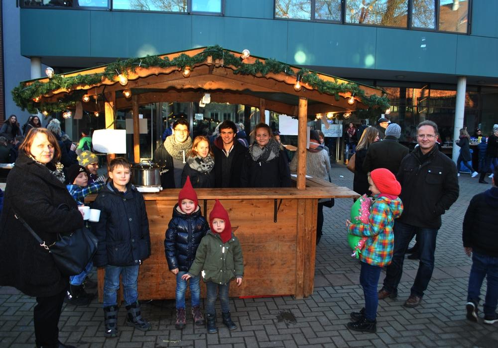 Christophorusmarkt des CJD. Foto: Privat