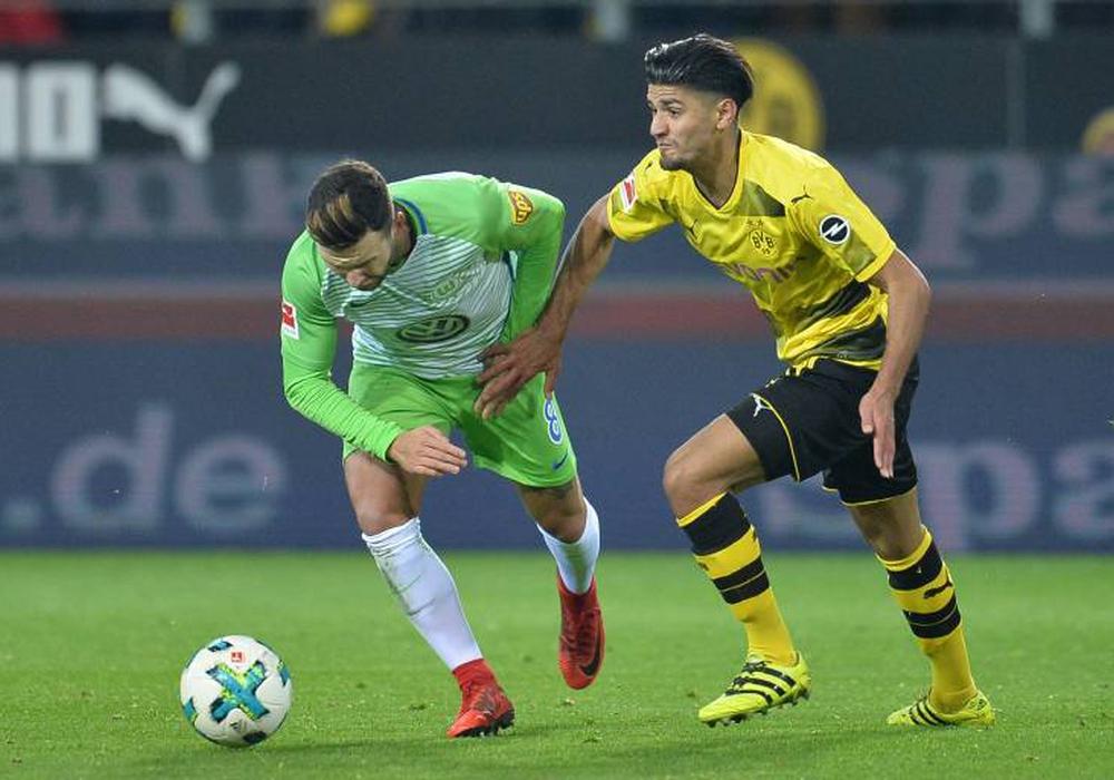 VfL-Neuzugang Renato Steffen feierte bereits im ersten Spiel der Rückrunde seine Bundesliga-Premiere. Foto: imago/Revierfoto