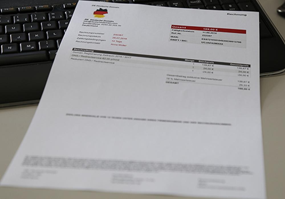 Stadt warnt vor falschen Rechnungen in E-Mails. Symbolfoto: Foto: Stadt Wolfenbüttel