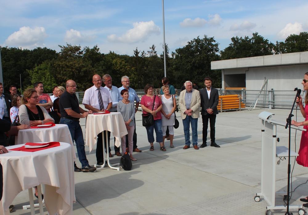 Ab Oktober stehen 375 neue Parkplätze zur Verfügung. Fotos: Stadt Wolfsburg
