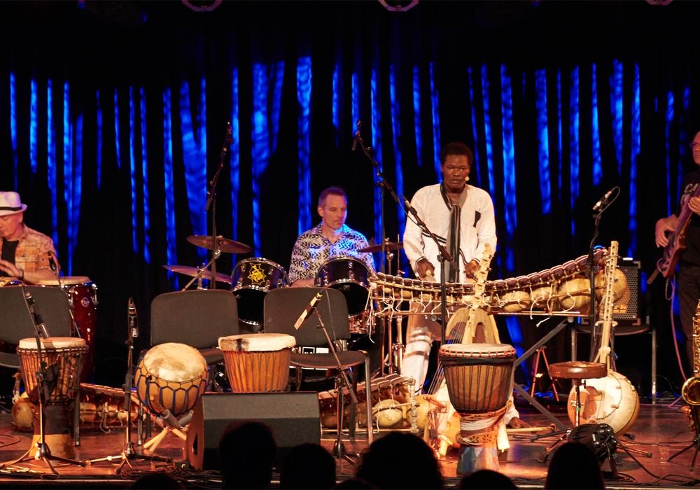 Das Ensemble Yani Sé. Foto: Stadt Braunschweig