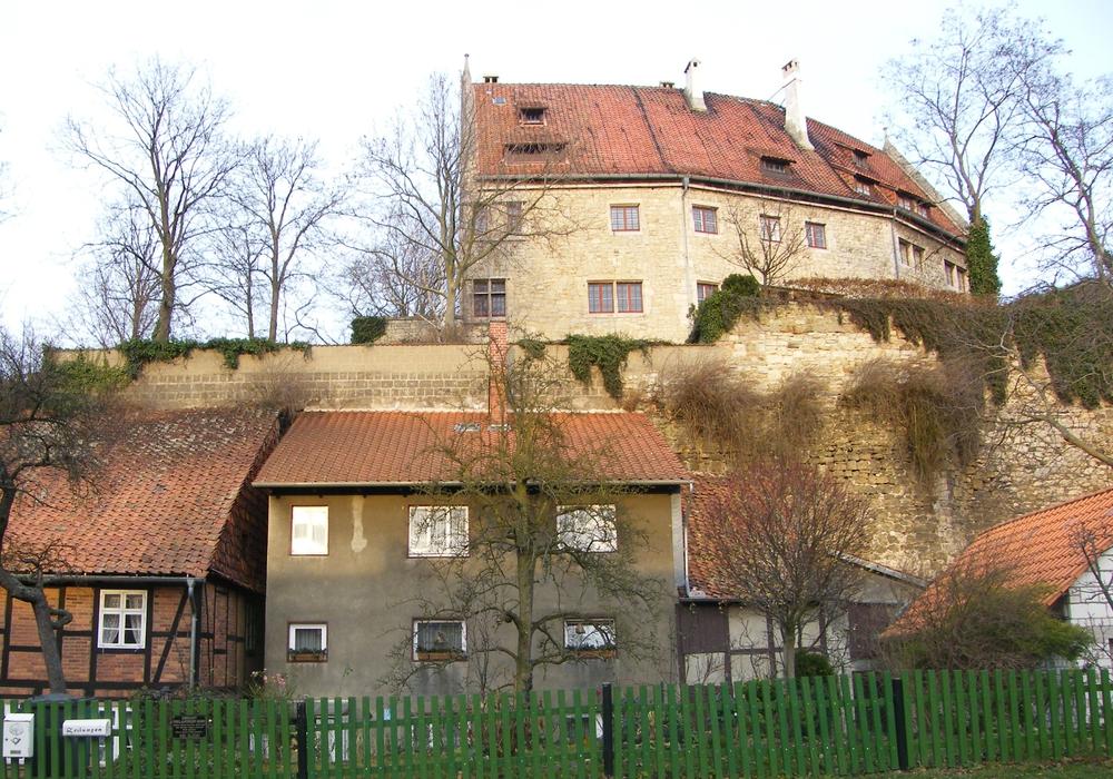 Auch für die Sanierung der Burg Hornburg soll es Fördergelder geben. Foto: Archiv