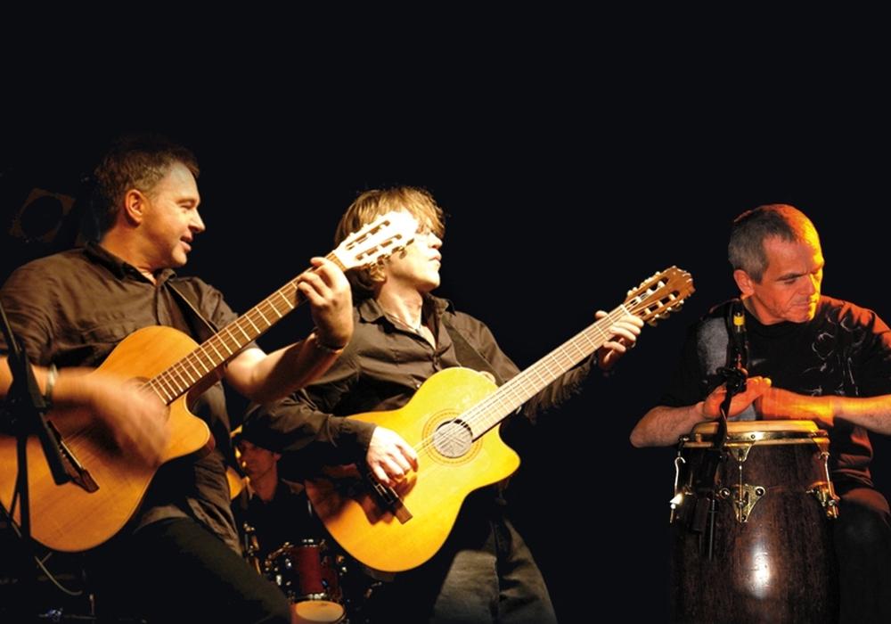 Sueño del Sol spielen am Samstagabend in der Kuba-Halle. Foto: Veranstalter