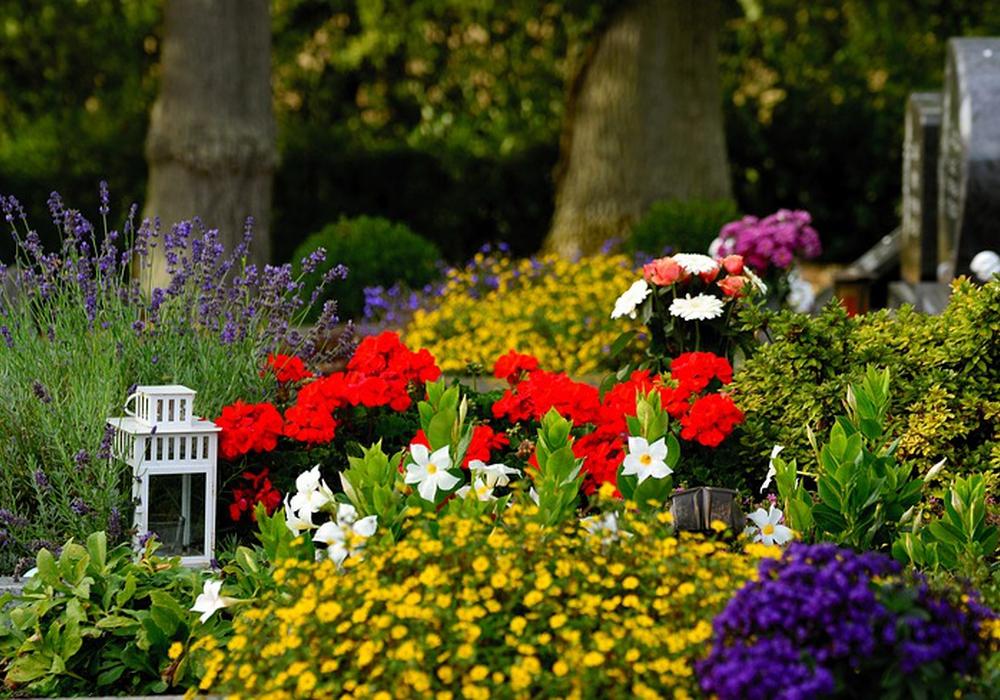 Die Stadt Salzgitter will demnächst alte Gräber einebnen.   Symbolbild: pixabay
