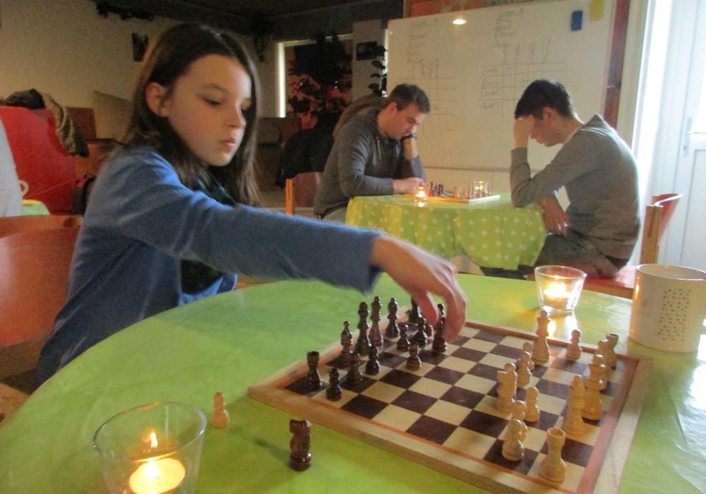 Schon im vergangenen Jahr hatten die Teilnehmer viel Spaß bei dem Sachturnier. Foto: Jugendpflege