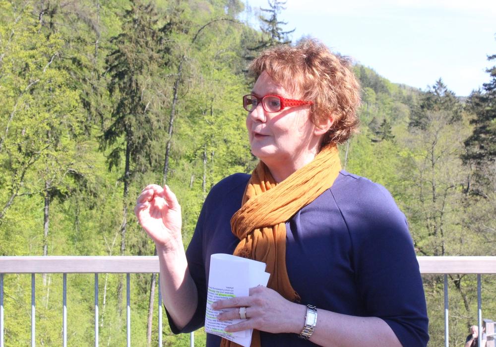 Gesundheitsministerin Daniela Behrens. Archivbild.