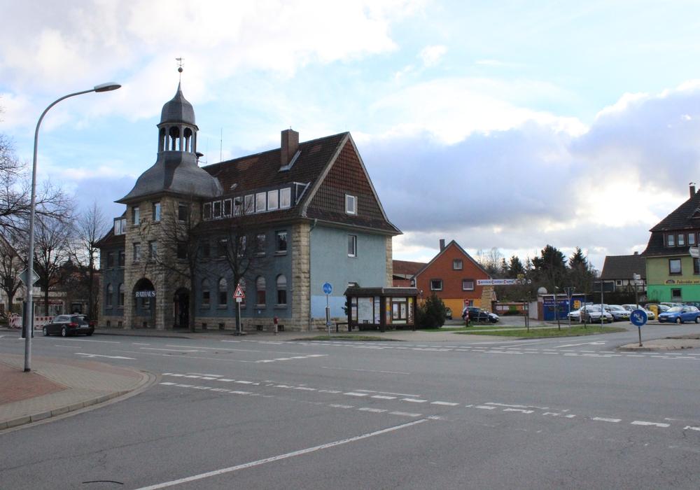Der Vienenburger Marktplatz, der sich in unmittelbarer Nähe zum Rathaus befindet, stand im Fokus der Sitzung. Foto: Anke Donner