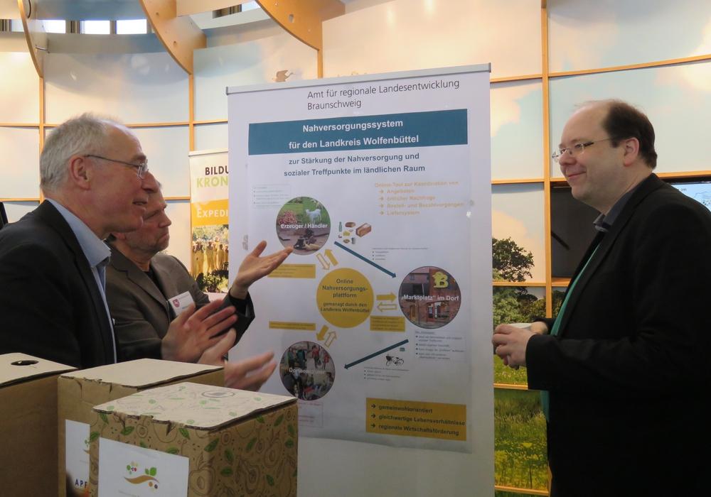 Die Region stellt in diesem Jahr auf der  Internationalen Grünen Woche in Berlin aus. Foto: Privat