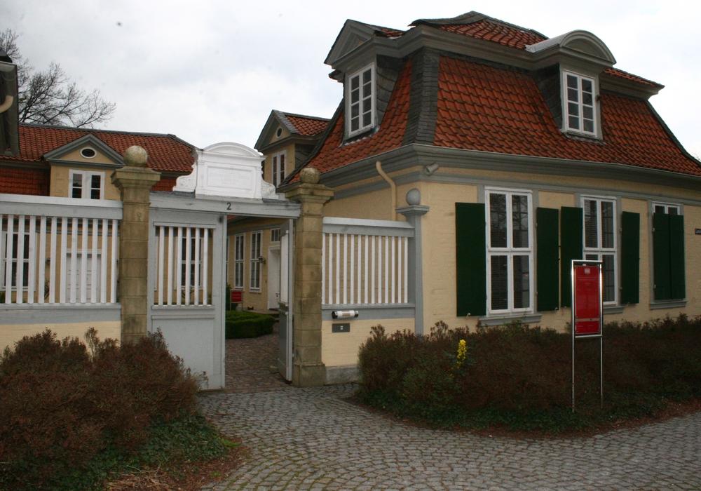 Das Lessinghaus. Foto: Archiv/ Anke Donner