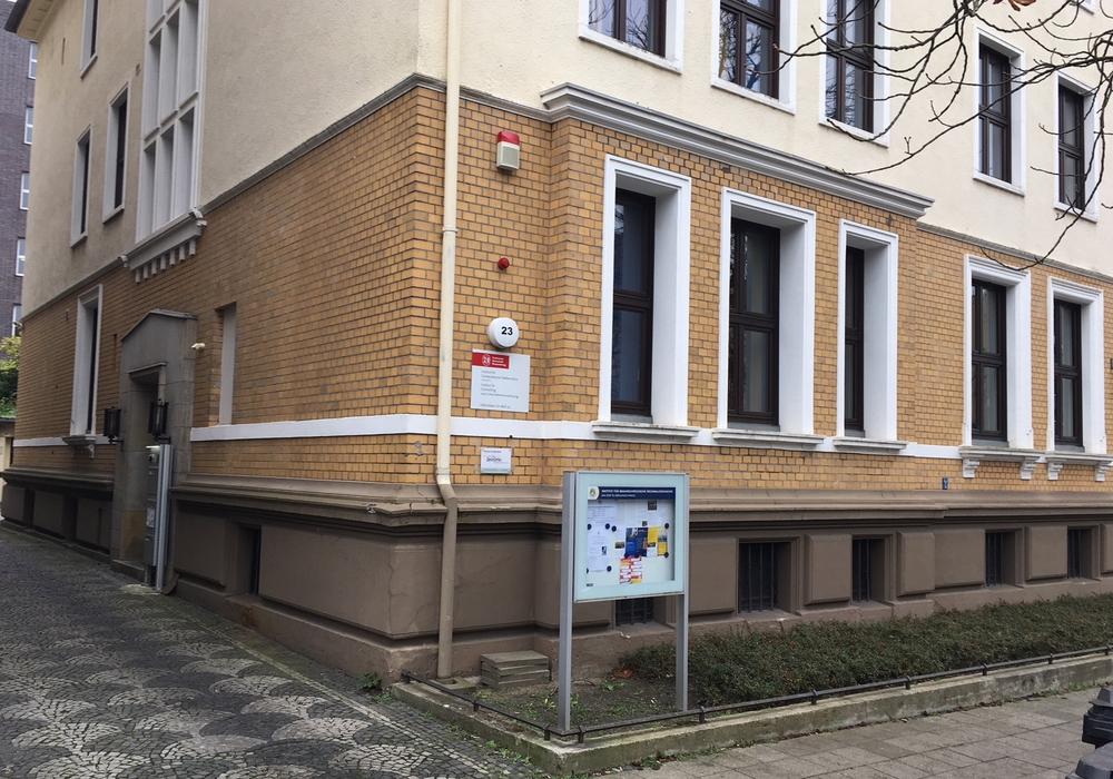 Das Institut für Braunschweigische Regionalgeschichte. Foto: Alexander Dontscheff