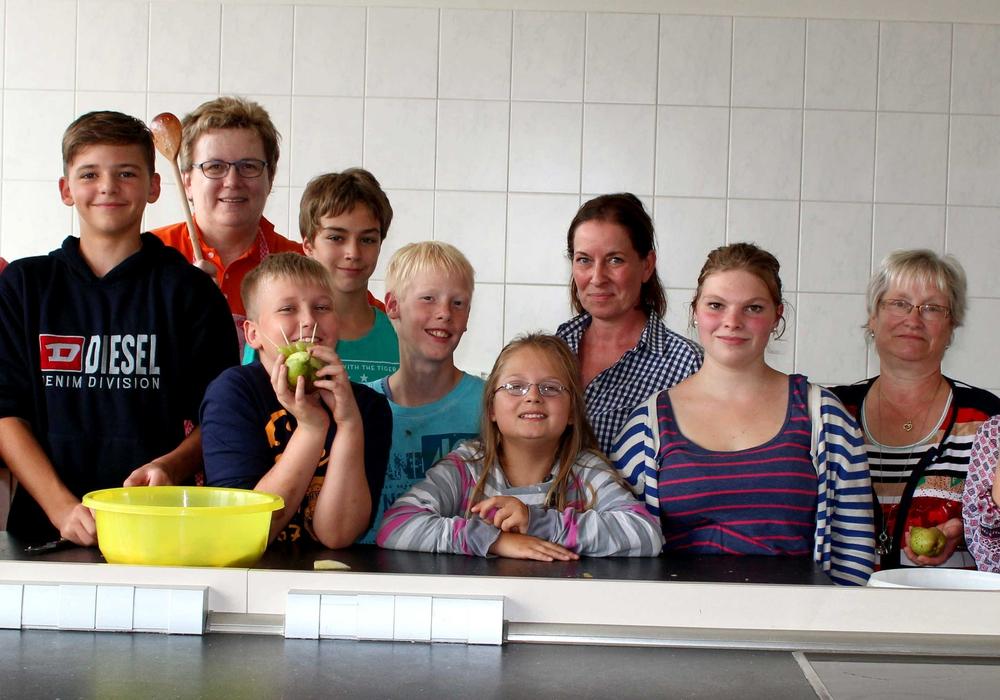 Beim Kochen und Backen, Foto: Bernd-Uwe Meyer